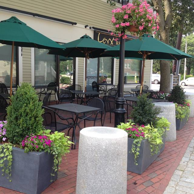 Lexx Restaurant, Lexington, MA