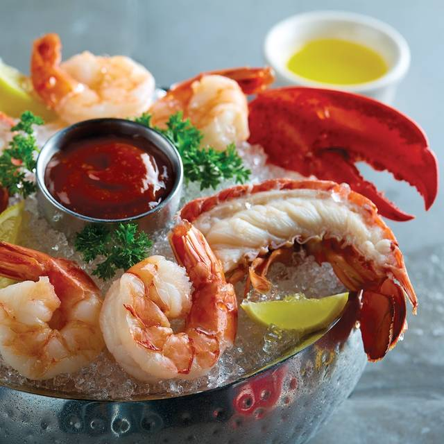 Lobster And Shrimp Appetizer - Fogo de Chao Brazilian Steakhouse - Jeddah, Jeddah, Jeddah