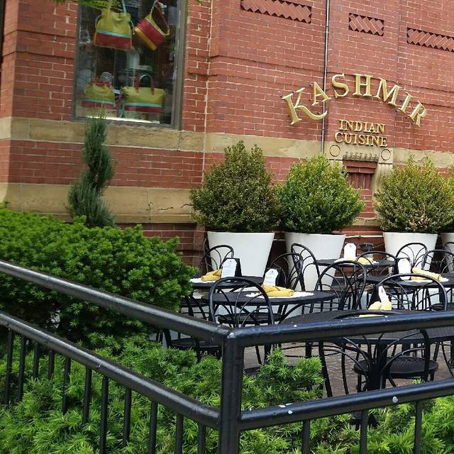 Patio - Kashmir, Boston, MA