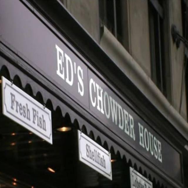 Ed's Chowder House, New York, NY