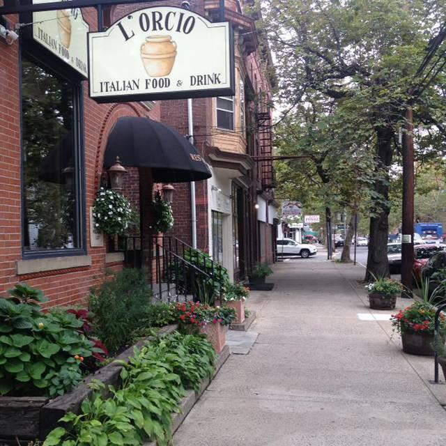 L'Orcio, New Haven, CT