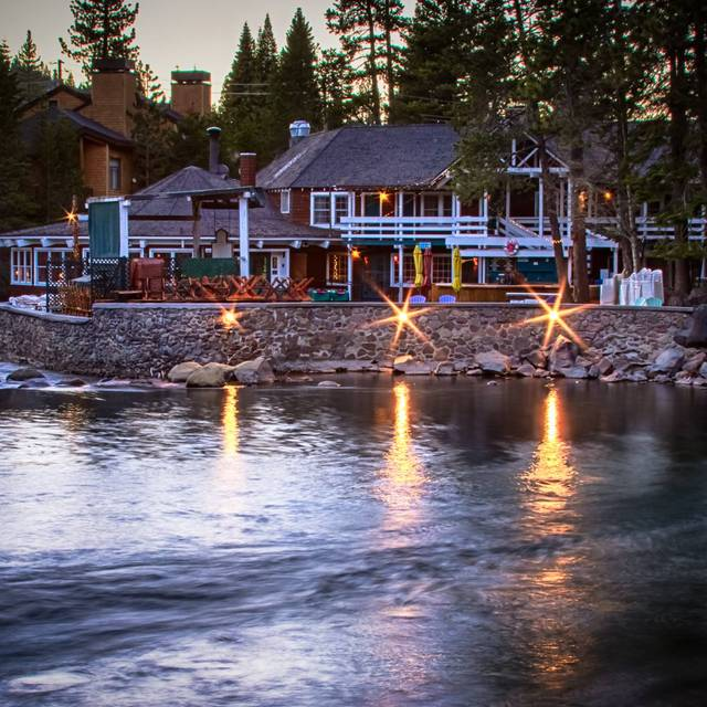 River Ranch Lodge & Restaurant, Tahoe City, CA