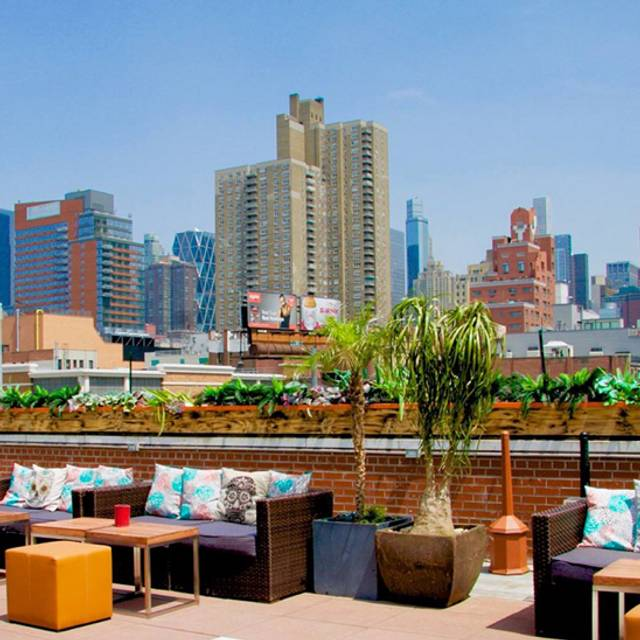 Cantina Rooftop, New York, NY