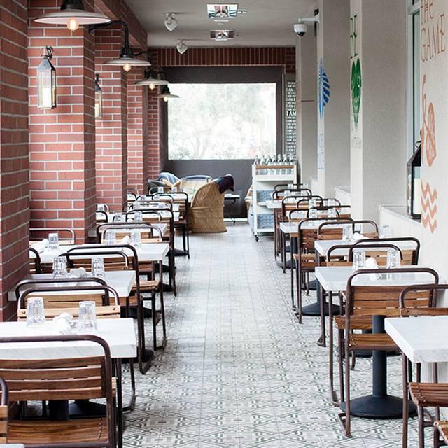 Cafe Gratitude - Venice, Venice, CA