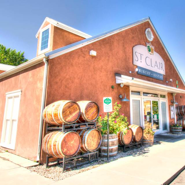 St. Clair Winery & Bistro, Albuquerque, NM