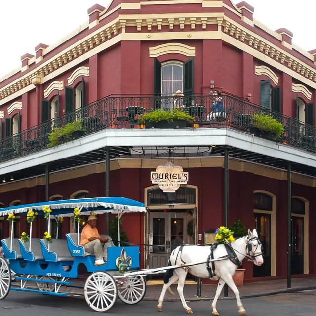 Muriel's Jackson Square, New Orleans, LA
