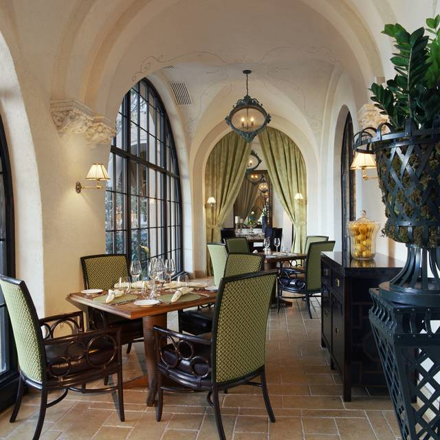 Mansion Restaurant at Rosewood Mansion on Turtle Creek, Dallas, TX