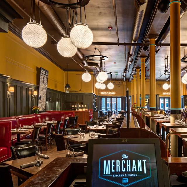 The Merchant, Boston, MA