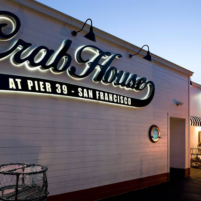 Crab House at Pier 39, San Francisco, CA