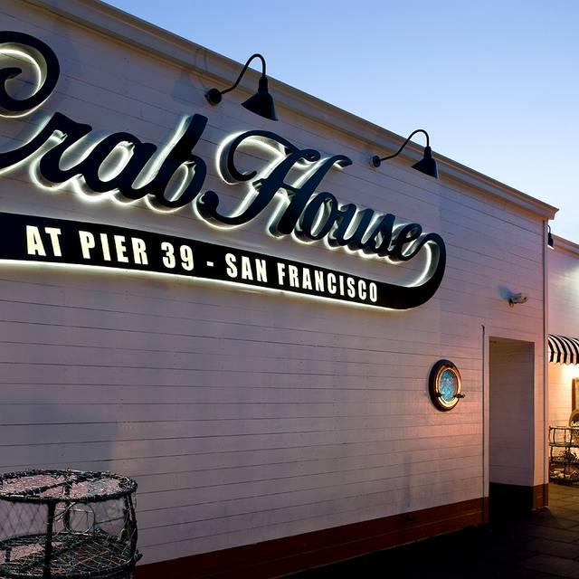 Crab House at Pier 39, San Francisco, CA