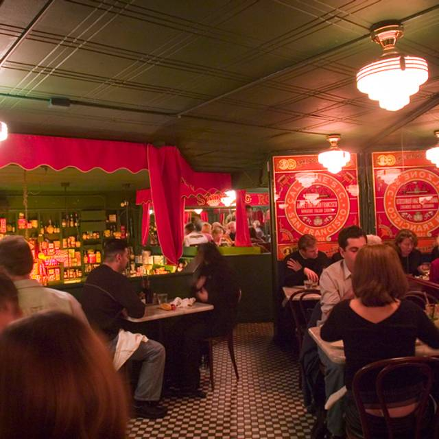 Calzone's Pizza Cucina, San Francisco, CA