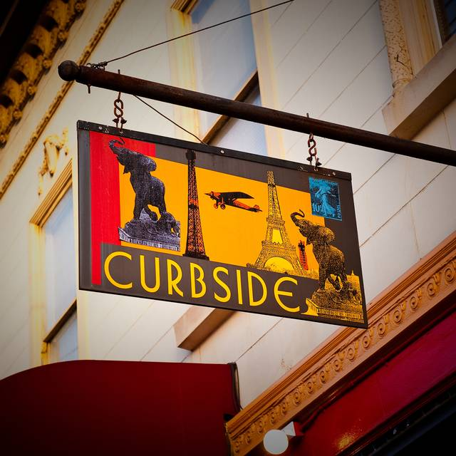 Curbside Cafe, San Francisco, CA