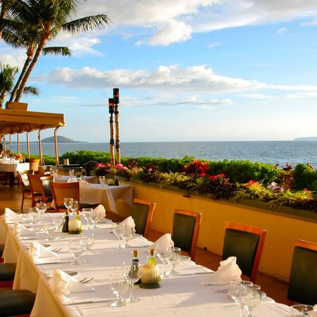 Sarento's on the Beach, Kihei, HI