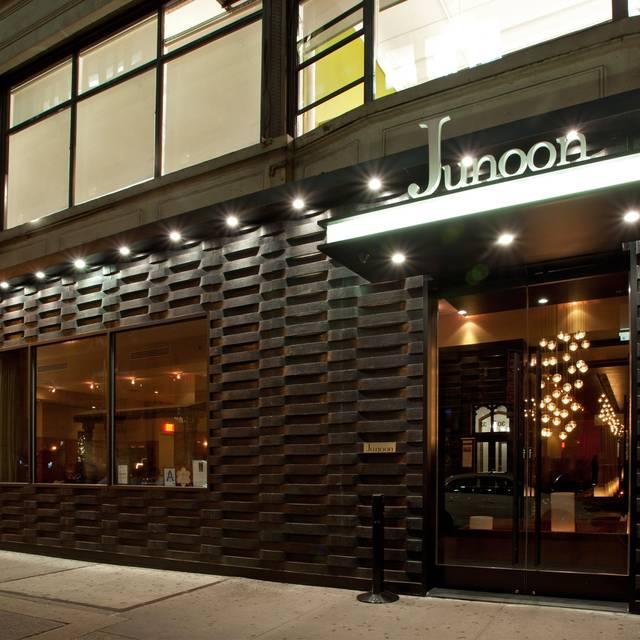 Junoon Main Dining Room, New York, NY