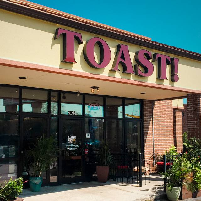 Toast of Charleston-West Ashley, Charleston, SC