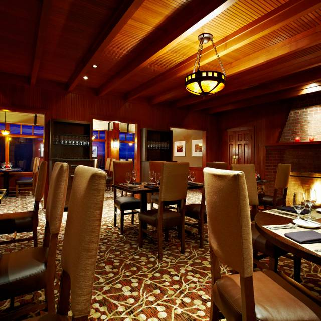 The Dining Room at Salish Lodge & Spa, Snoqualmie, WA