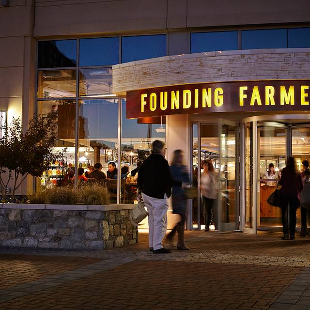 Founding Farmers - Montgomery County, Potomac, MD