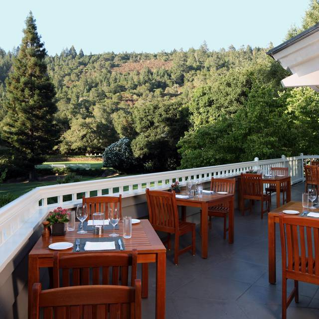 The Grill at Meadowood, St. Helena, CA