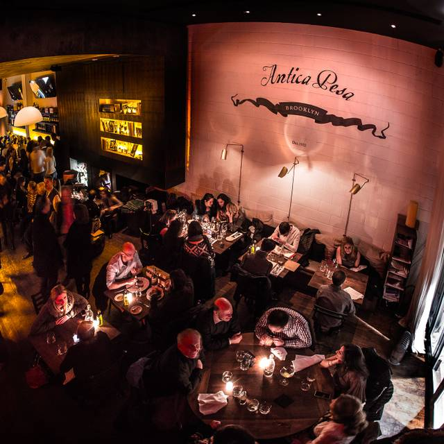 Antica Pesa - New York - The Infatuation