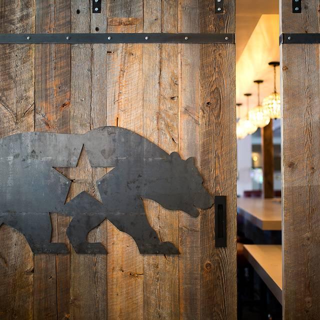 The Bear and Star, Los Olivos, CA