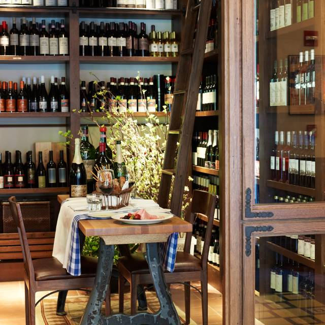 Meyer Park Apartments: Maialino Restaurant - New York, NY