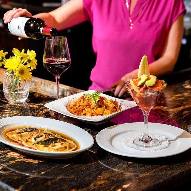 Da Vinci S Ristorante Restaurant Greenville Sc Opentable