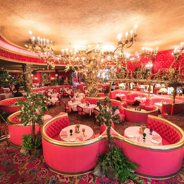 Alex Madonna's Gold Rush Steak House, at Madonna Inn, San Luis Obispo, CA