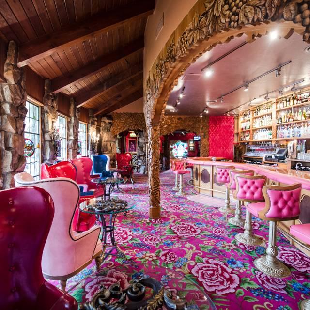Alex Madonnas Gold Rush Steak House At Madonna Inn Restaurant