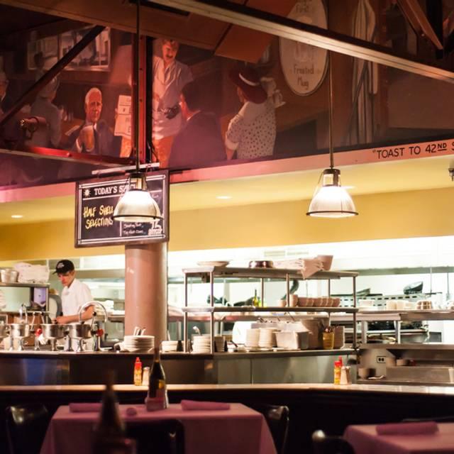 42nd Street Oyster Bar, Raleigh, NC