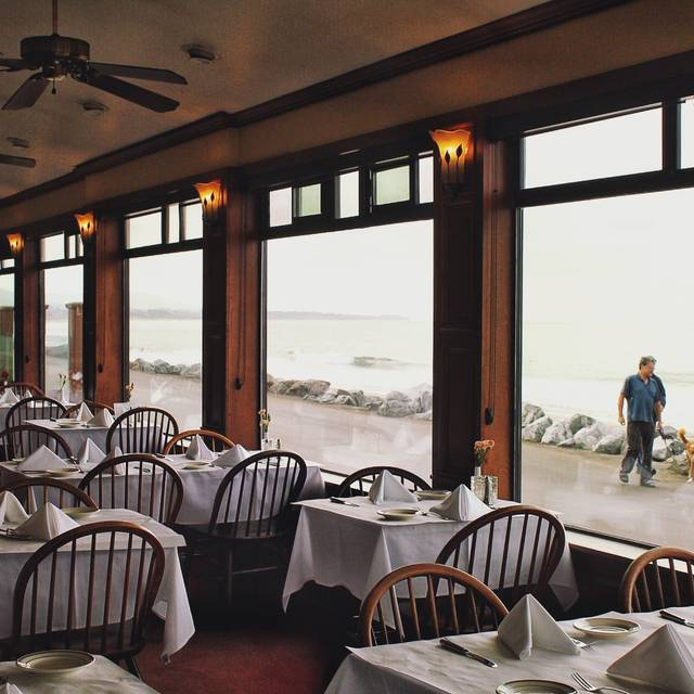 Miramar Beach Restaurant, Half Moon Bay, CA