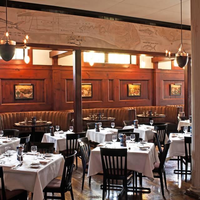Hank's Seafood Restaurant, Charleston, SC