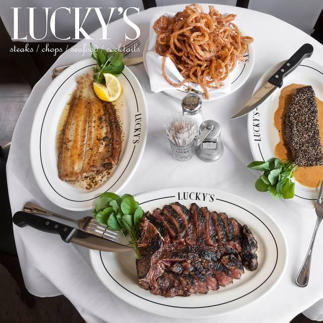 Lucky's, Santa Barbara, CA