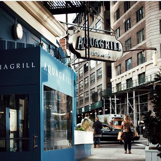 AQUAGRILL, New York, NY