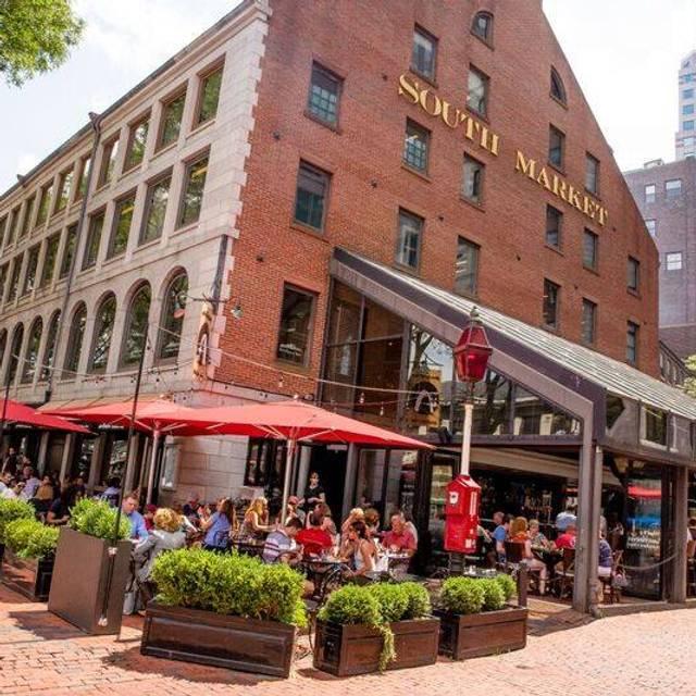 Anthem Restaurant - Boston, MA | OpenTable
