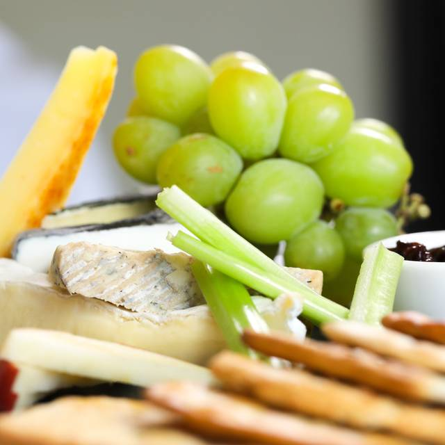 Cheese Board - The Restaurant at Stratton House Hotel, Cirencester, Gloucestershire