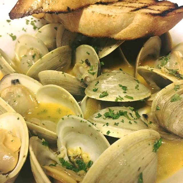 Clams - Prezo Grille and Bar, Milford, MA