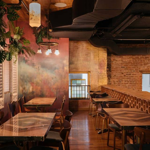 Restaurants In Dc With Private Dining Rooms: Maydan Restaurant - Washington, DC