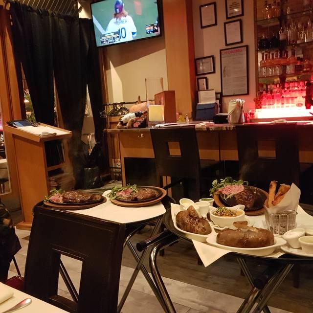 K Rico South American Steakhouse, New York, NY