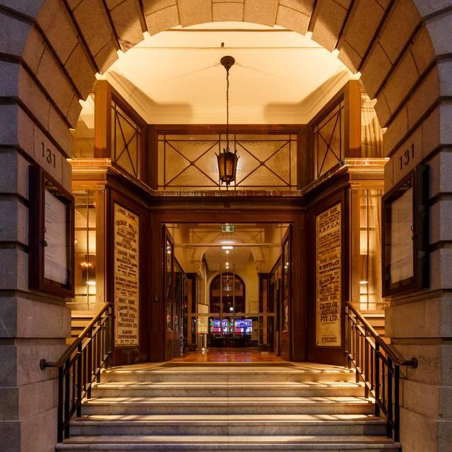 Entrance - The Heritage Wine Bar, Perth, AU-WA