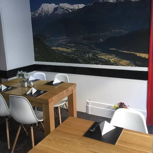 N - Annapurna Restaurant, Folkestone