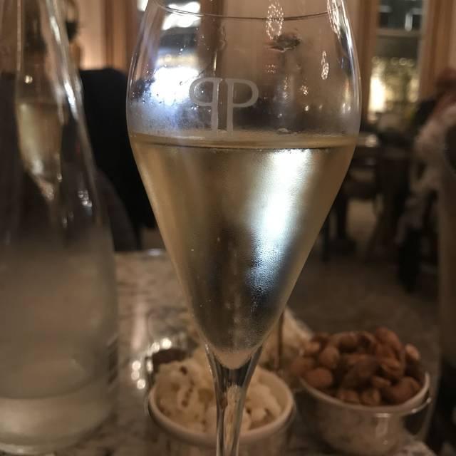 The Champagne Bar at The Plaza, New York, NY