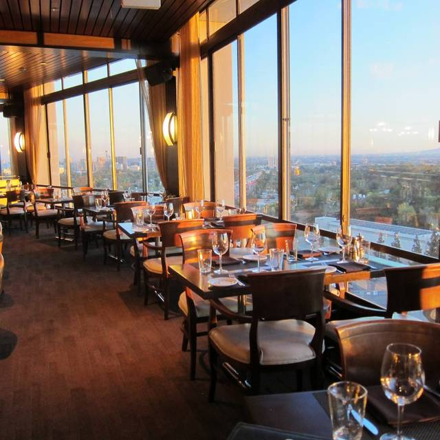 West Restaurant at Hotel Angeleno, Los Angeles, CA