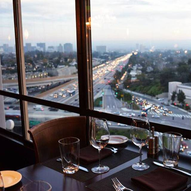West Restaurant at Hotel Angeleno, Los Angeles, CA