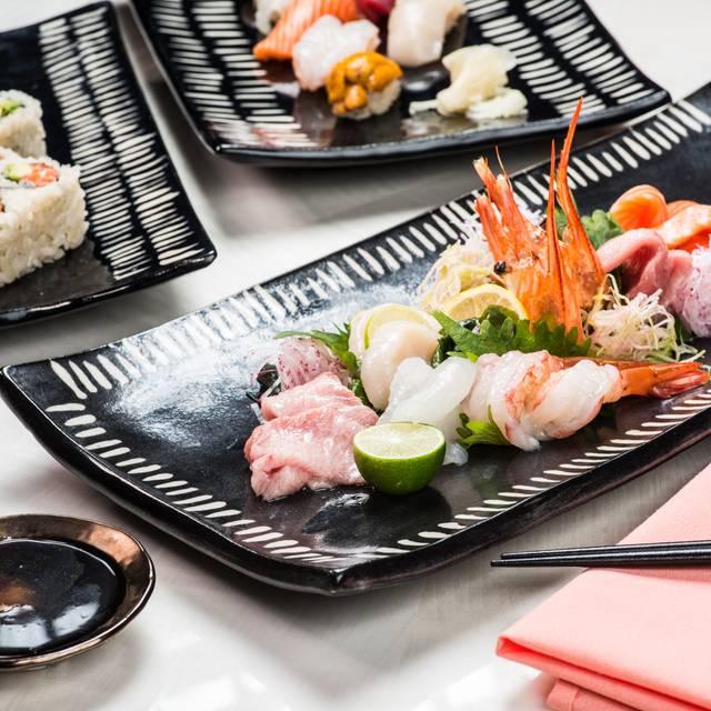 Sashimi, Sushi Rolls, Sushi - The Lobster Club, New York, NY
