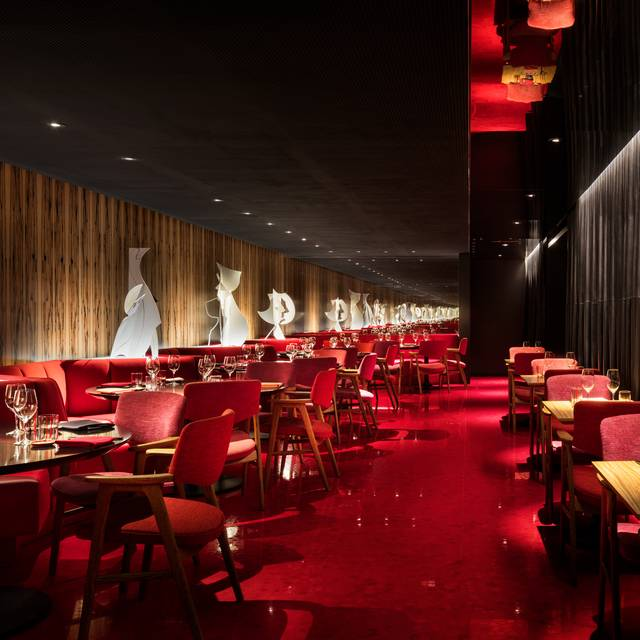 Red Room - The Lobster Club, New York, NY