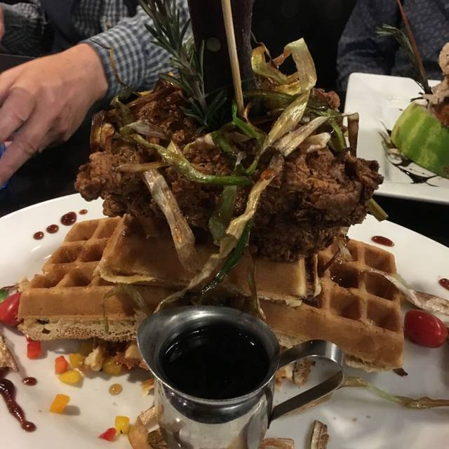 Hash House a go go - The Plaza Hotel, Las Vegas, NV