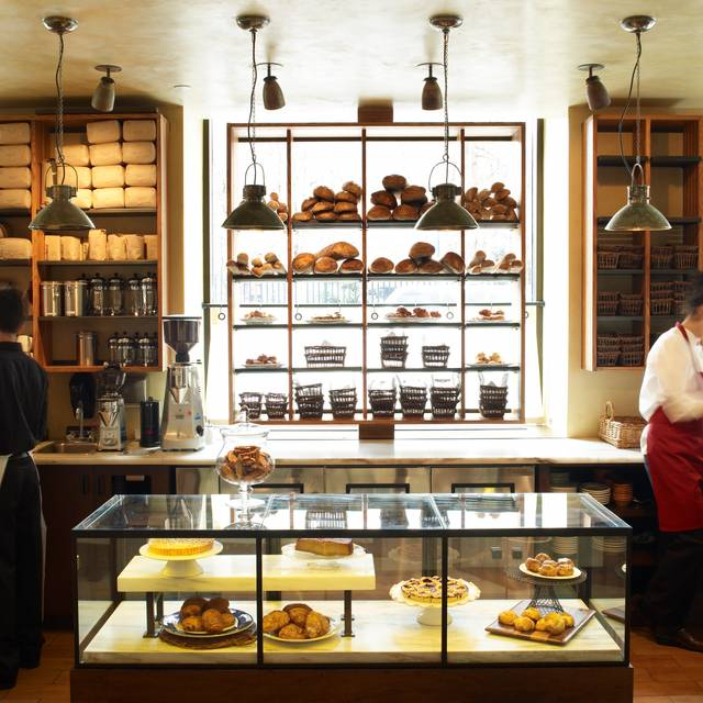 Cucina Bread Bar (Credit: Ellen Silverman) - Maialino, New York, NY
