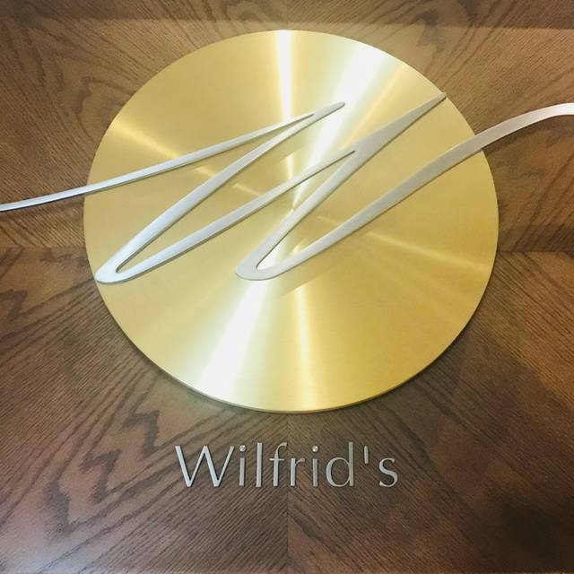 Wilfrid's Restaurant - Fairmont Chateau Laurier, Ottawa, ON