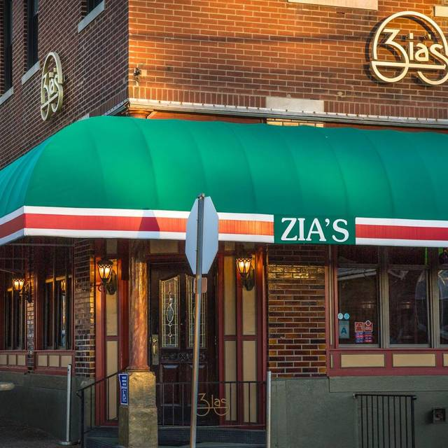 Zia's 'on the hill', Saint Louis, MO