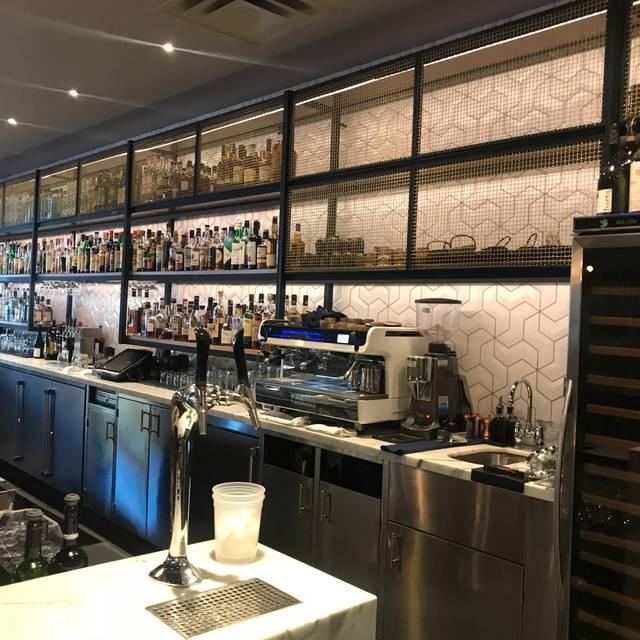 Pausa Bar & Cookery, San Mateo, CA
